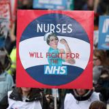 Nurses will fight for the NHS