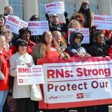 Strong Union Protect Our Patients