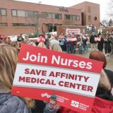 Join Nurses - Save Affinity Medical Center