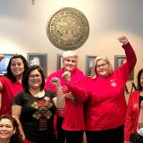 Nurses petition Santa Clara County Board of Supervisors