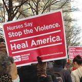 Nurses Say: Stop the Violence