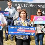 Support Nurse to Patient Ratios