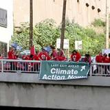 Nurses call for climate action